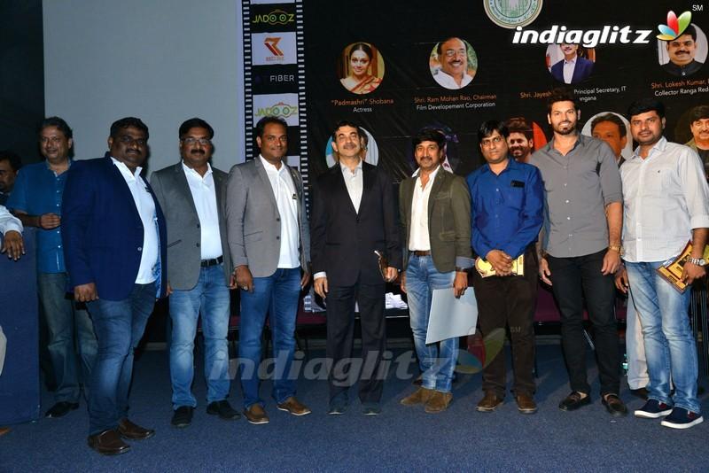 'Jadooz' Press Meet