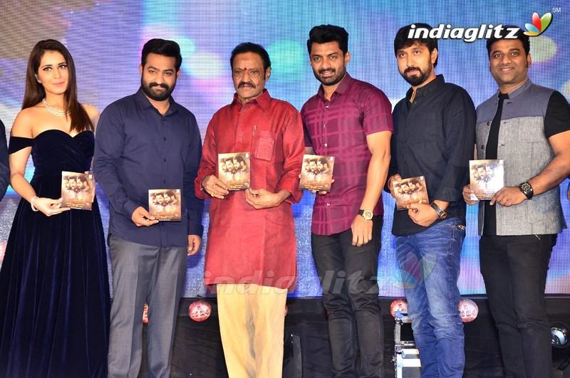 'Jai Lava Kusa' Audio Launch