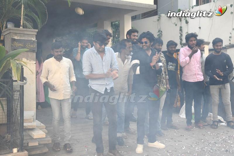 'Jathi Ratnalu' Success Celebrations