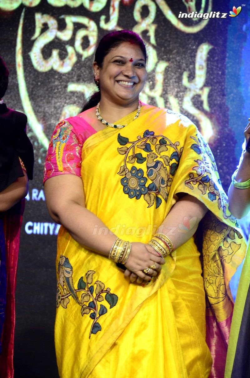 'Jaya Janaki Nayaka' Audio Launch (Set-1)