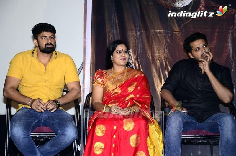 'Jaya Janaki Nayaka' Success Meet