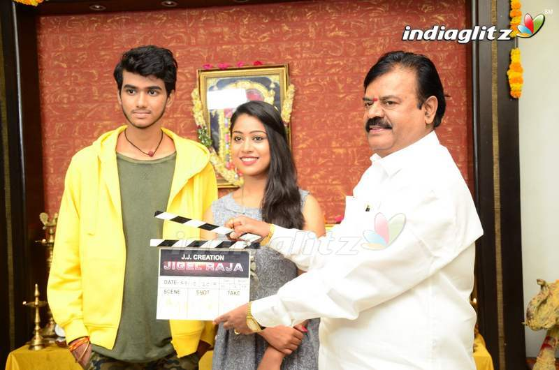 'Jigel Raja' Movie Launch