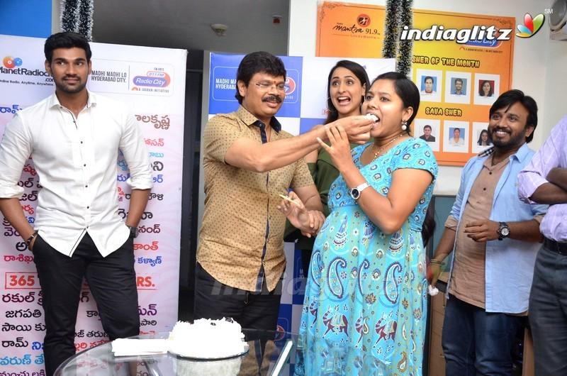 'Jaya Janaki Nayaka' Team @ Radio City