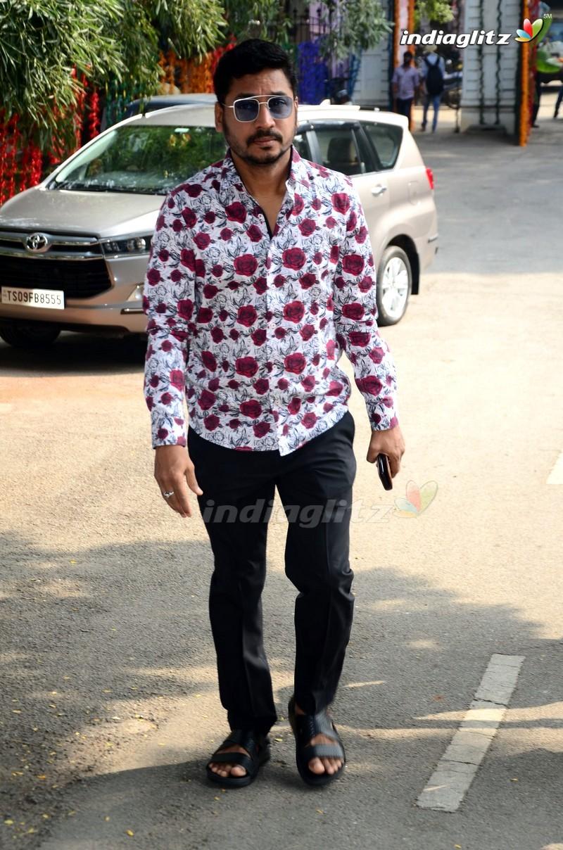 Upendra's 'Kabza' Movie Launch