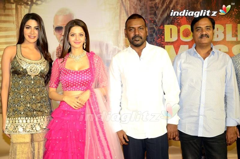 'Kanchana 3' Success Meet