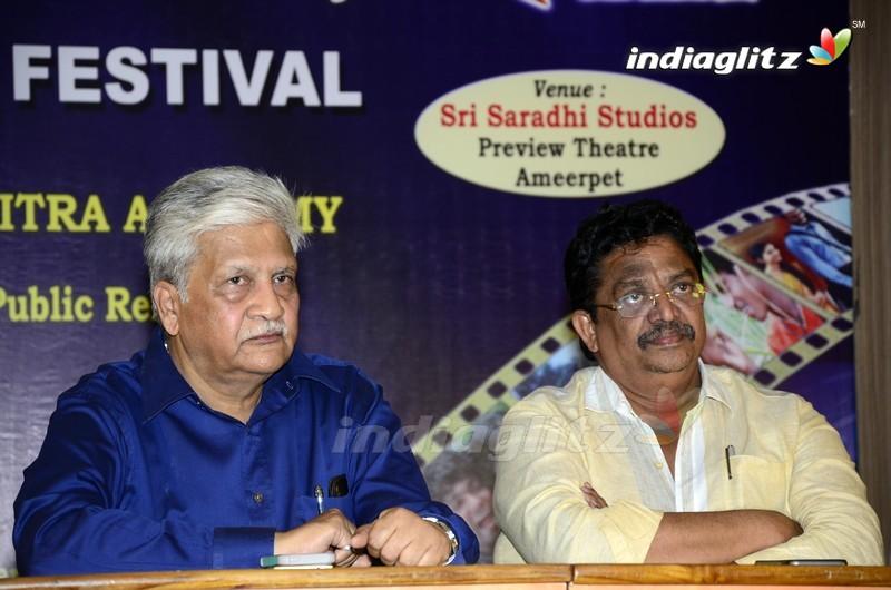 Kannada Film Festival In Hyderabad Press Meet