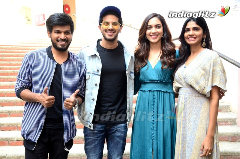 'Kanulu Kanulanu Dochayante' Success Meet