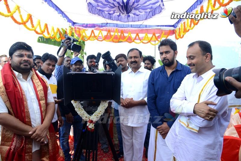 'Karthikeya 2' Movie Launch