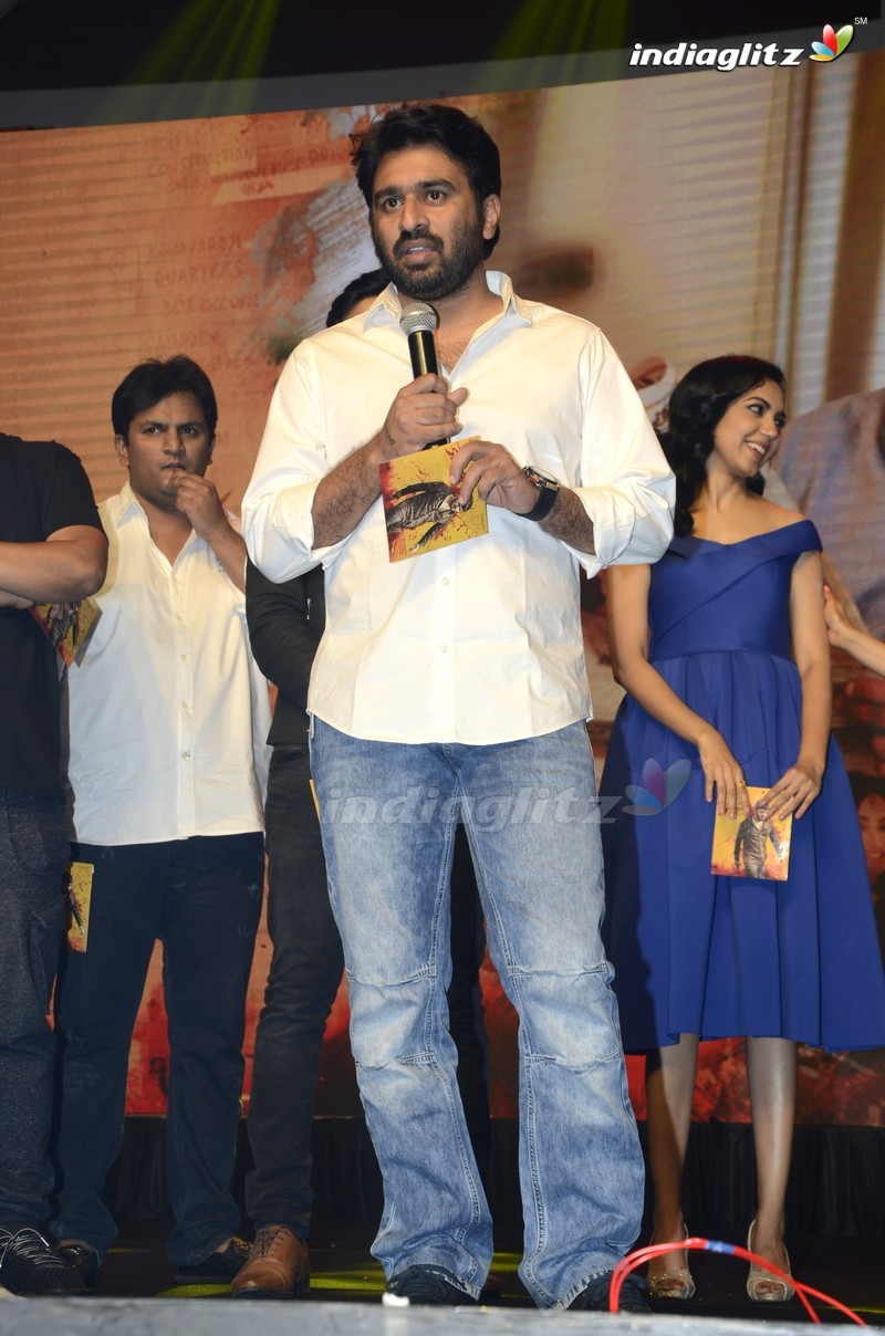 'Keshava' Audio Launch