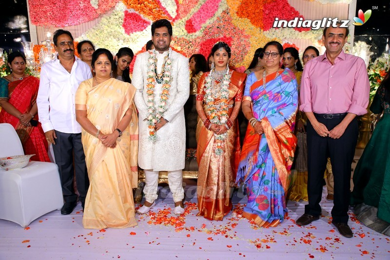 Kodi Ramakrishna's Daughter Pravallika Engagement