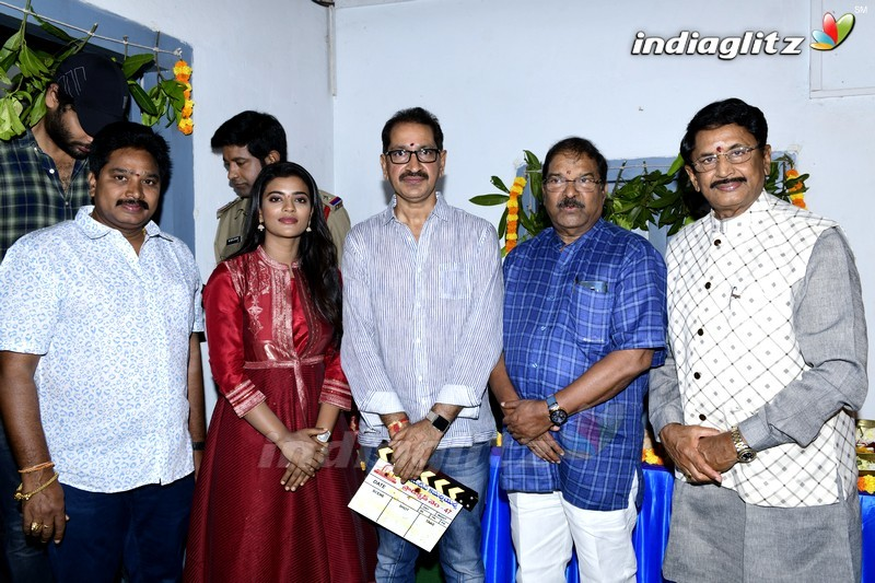 'Kousalya Krishna Murthy Cricketer' Movie Opening