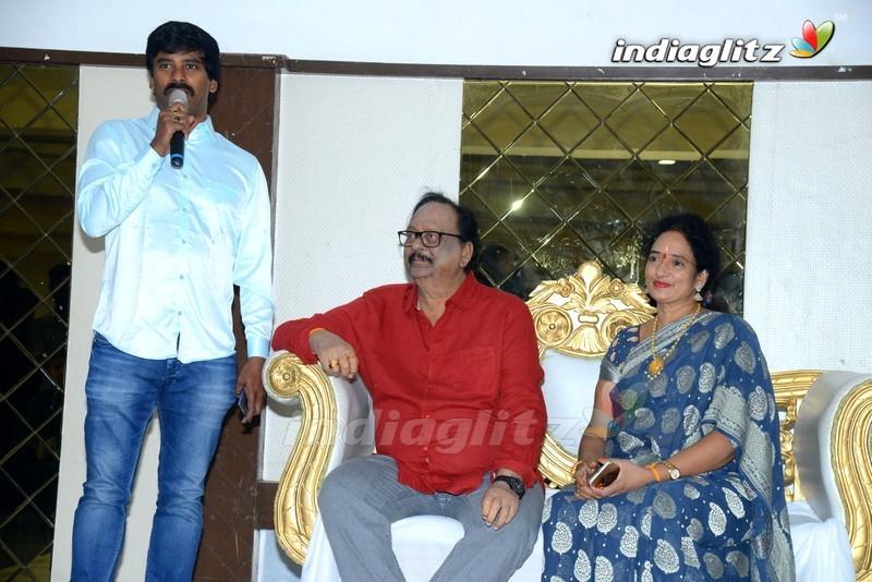 Krishnam Raju Birthday Celebrations
