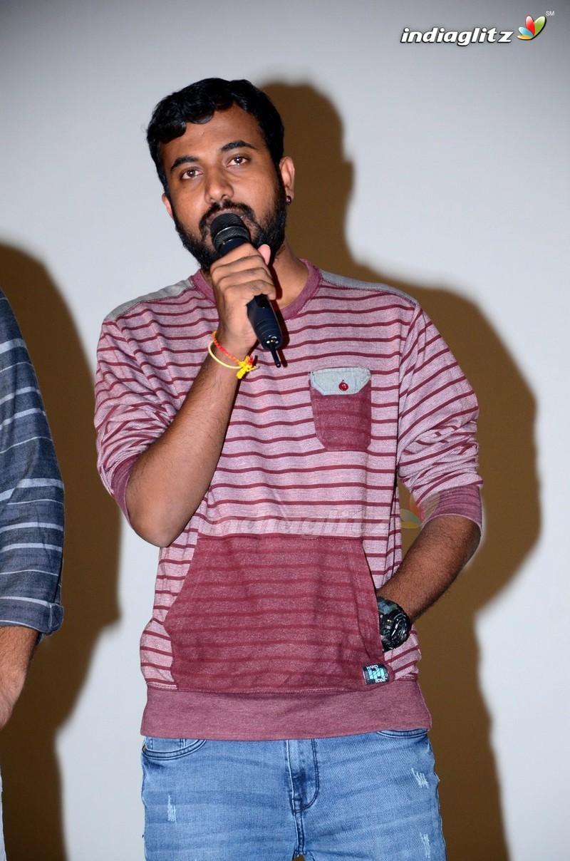 'Krishna Rao Supermarket' Press Meet