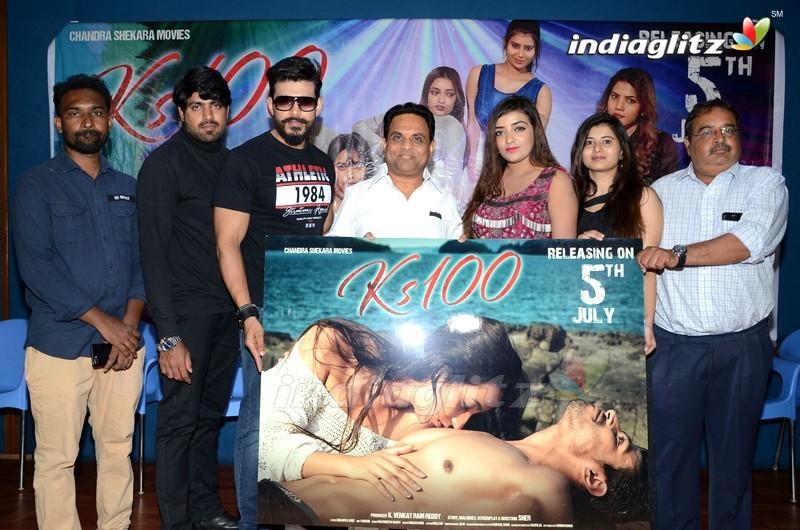 'KS 100' Poster Launch