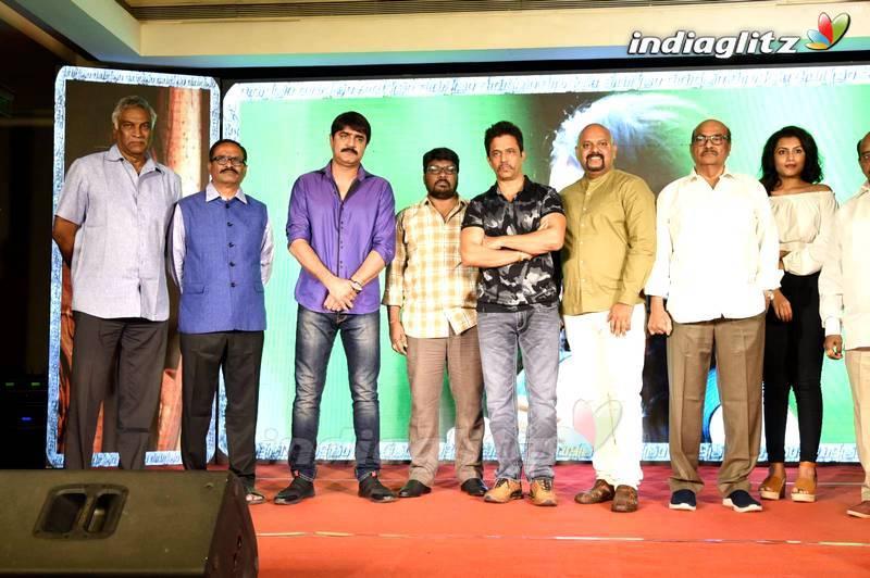 'Kurukshetram' Pre Release Event