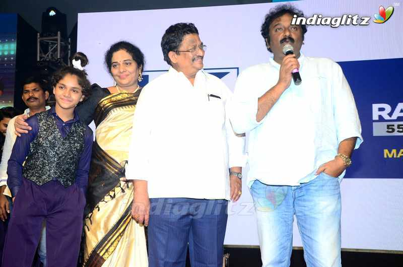 'Lakshmi' Audio Launch