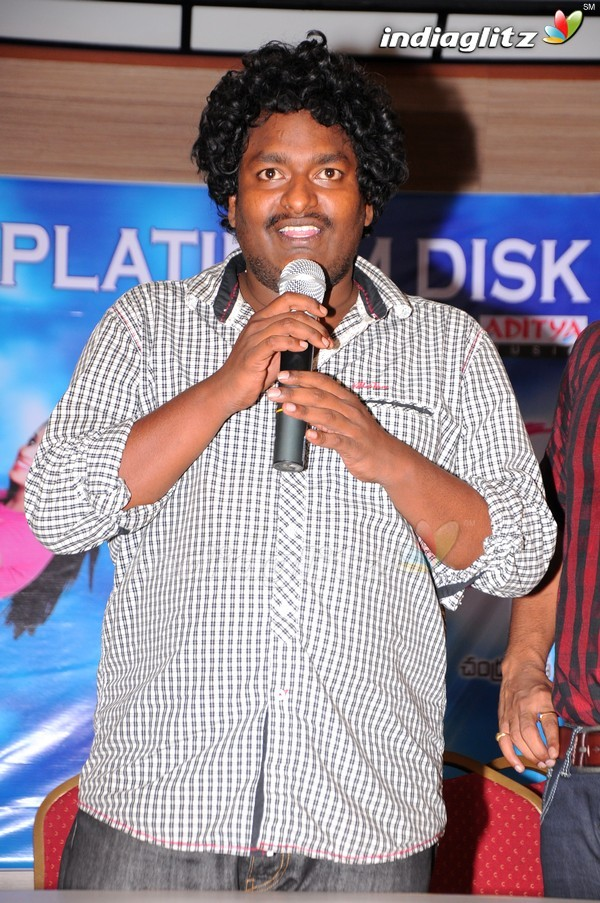 Events Love Cycle Platinum Disc Function Movie Launch And Press