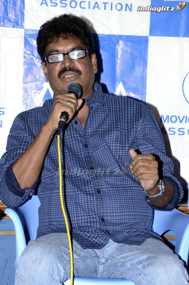MAA Press Meet About Chalapathi Rao Controversy