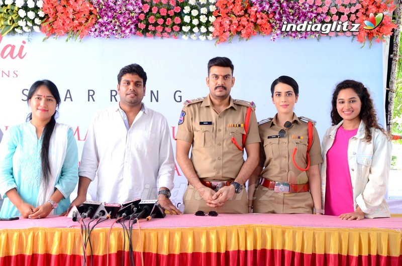 MAA Aai Productions '22' Movie Launch