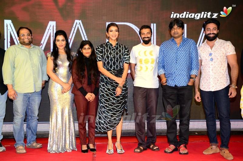 'Madha' Pre Release
