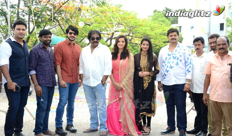 Mahalakshmi Movie Makers Production No 2 Movie Launch