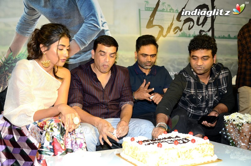 'Maharshi' Success Celebrations
