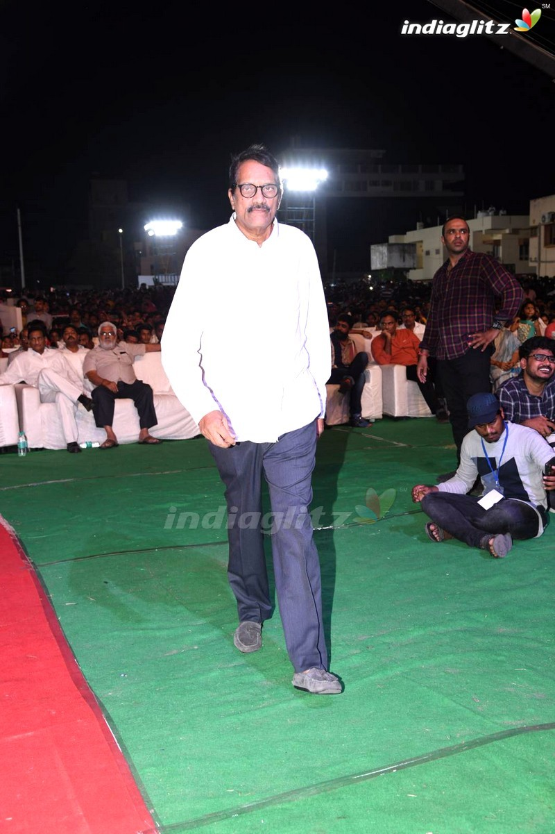 'Maharshi' Success Meet @ Vijayawada