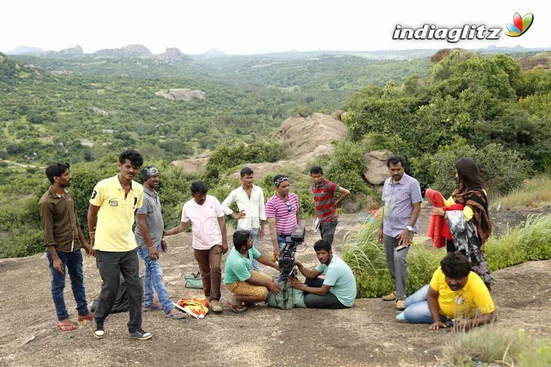 'Malli Vachinda' On Location