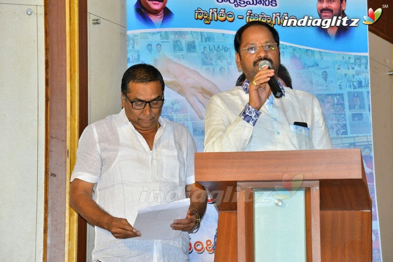 Manam Saitham Press Meet