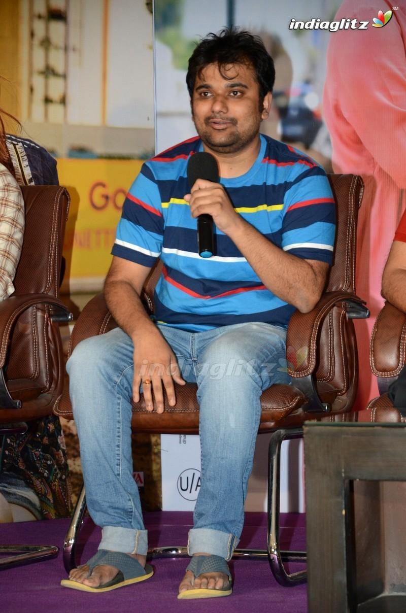 'Manmadhudu 2' Success Meet