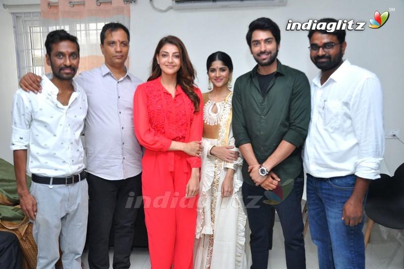 'Manu Charitra' Movie Launch