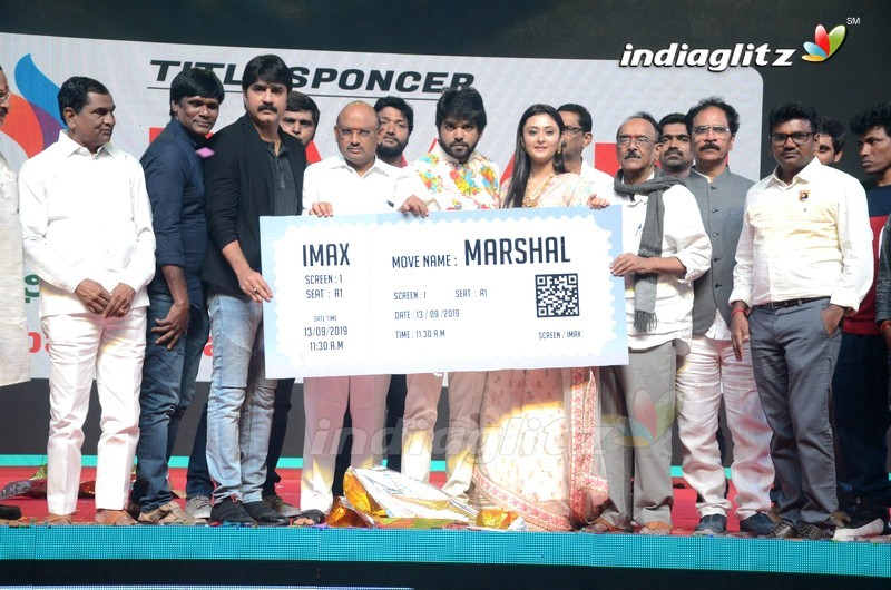 'Marshal' Pre Release