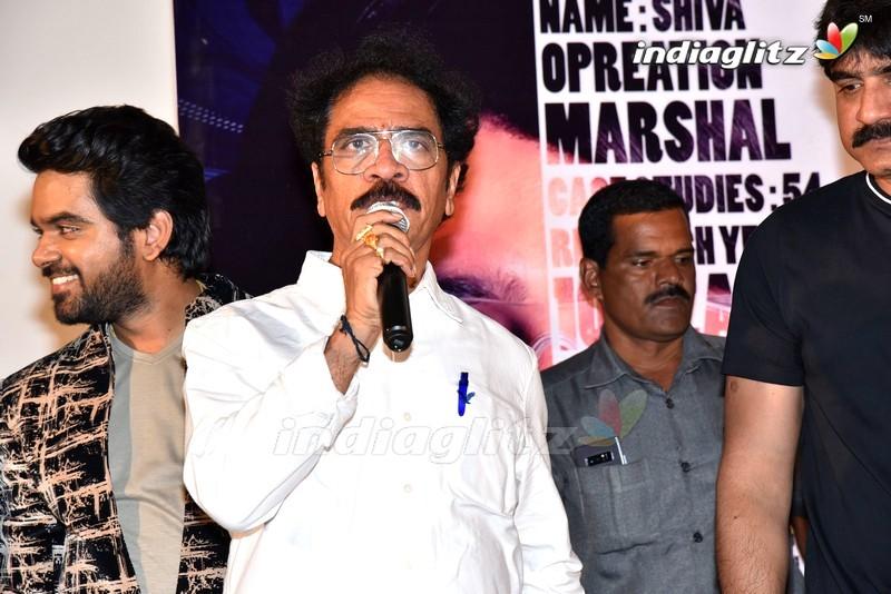 'Marshal' Teaser Launch