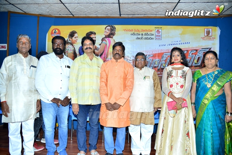 'Mass Power' Audio Launch