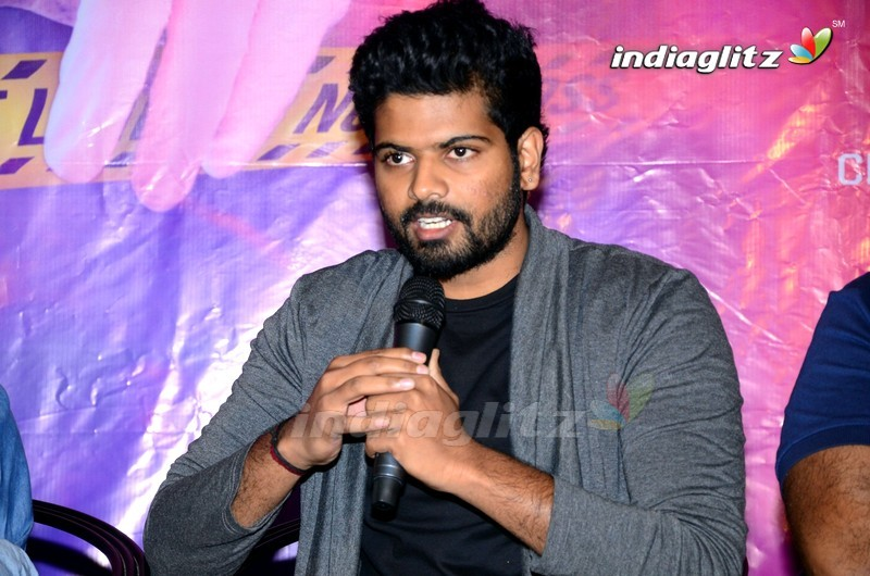 'Mathu Vadalara' Press Meet