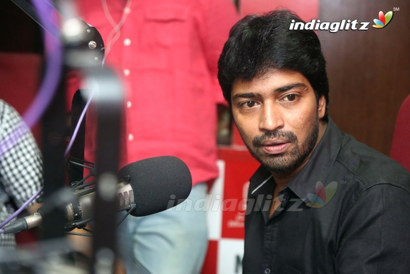 'Meda Meeda Abbayi' Song Launch At RED FM