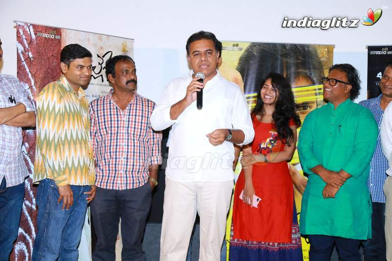 Mr. Mallesham Press Meet