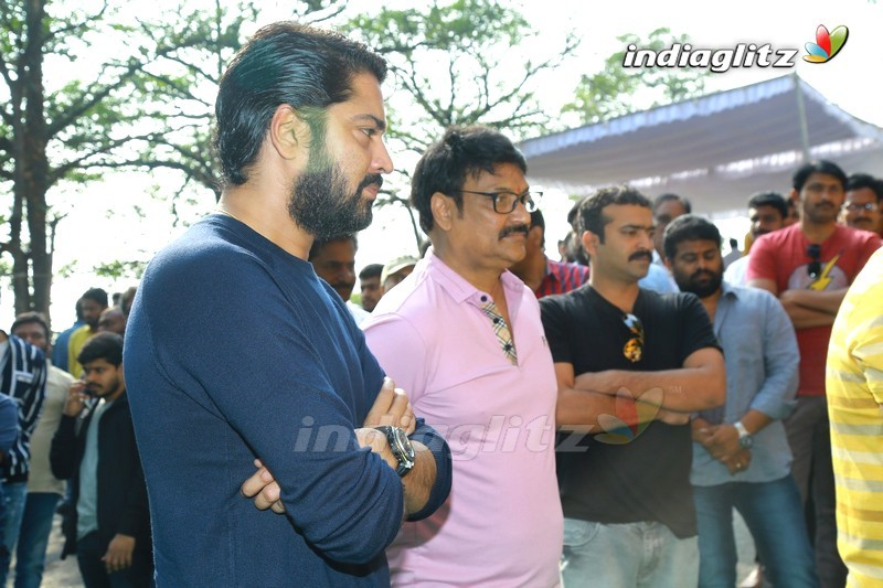 Allari Naresh's 'Naandhi' Movie Launch