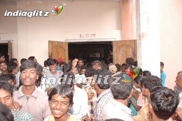 'Nayudamma'  Success Meet