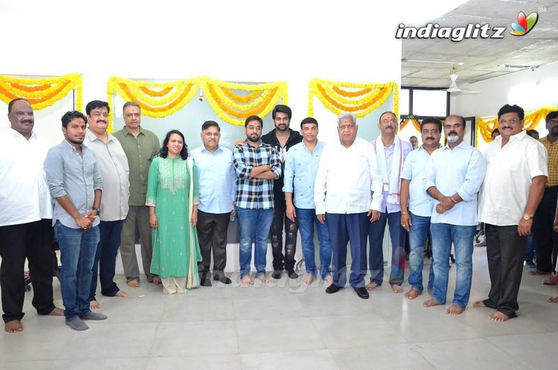 Naga Shaurya's New Movie Launch