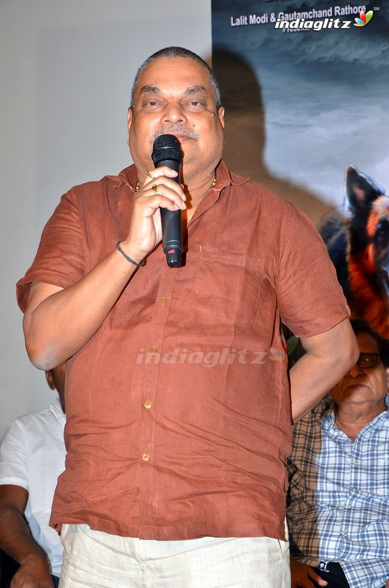 'Namaste Nesthama' Press Meet
