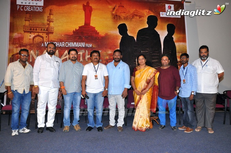 'Namasthe Hyderabad' Logo Launch