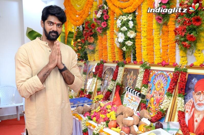Naveen Chandra New Movie Opening