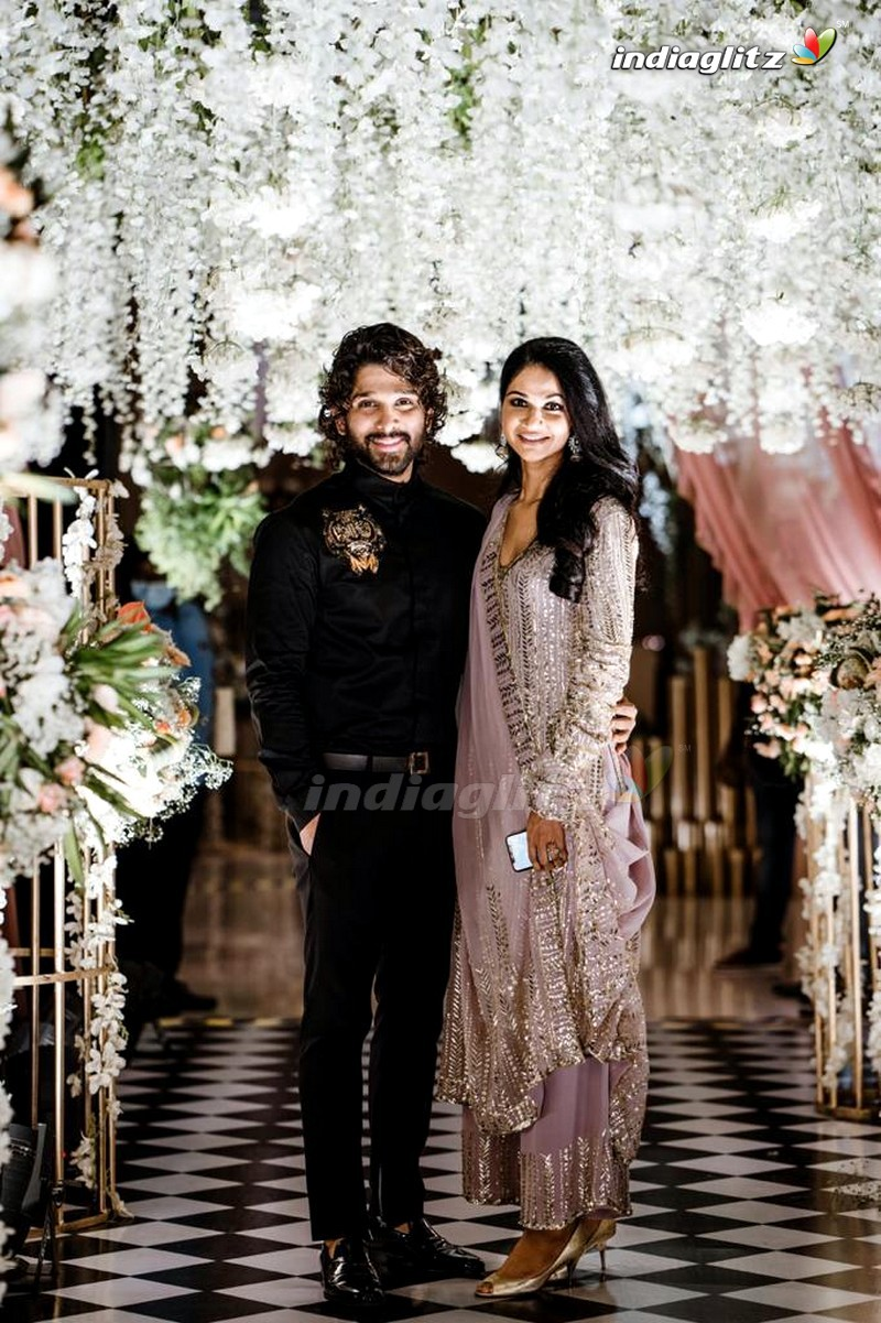 Niharika Konidela and Chaitanya Jonnalagadda's Engagement
