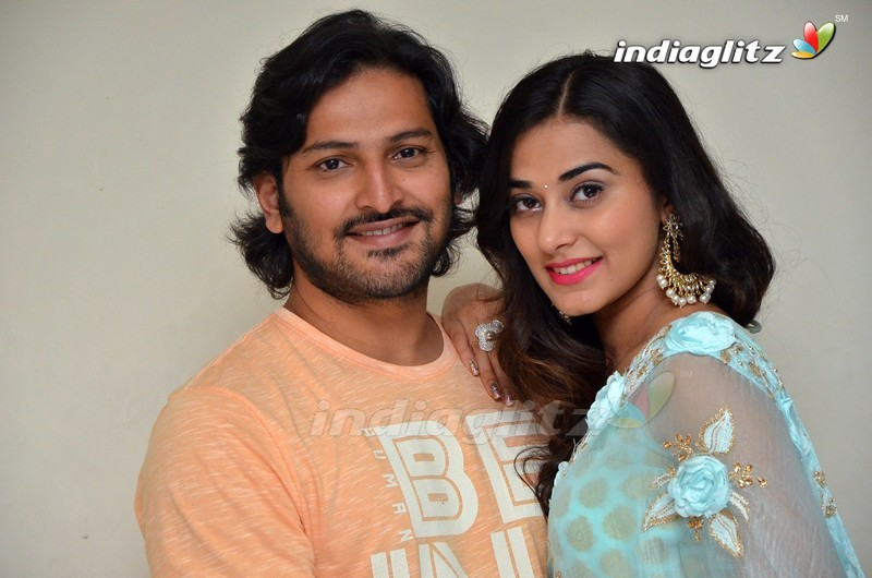 'Ninnu Talachi' Press Meet