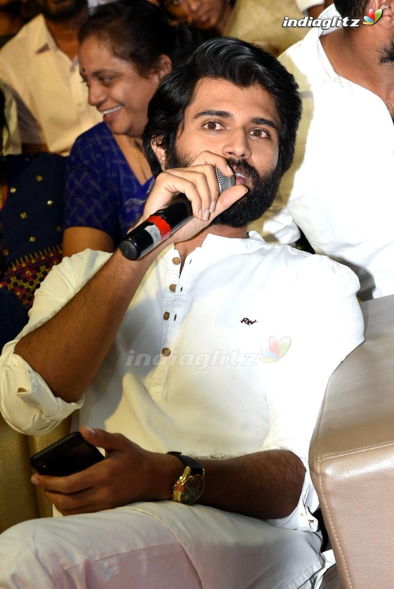 'NOTA' Public Meet At Vijayawada