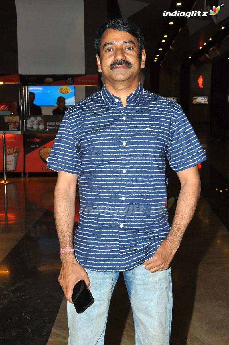 'Nene Raju Nene Mantri' Press Meet at Vijayawada
