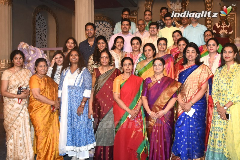 Events'NTR' Biopic Movie Launch