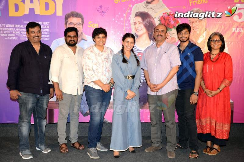 'Oh Baby' Press Meet