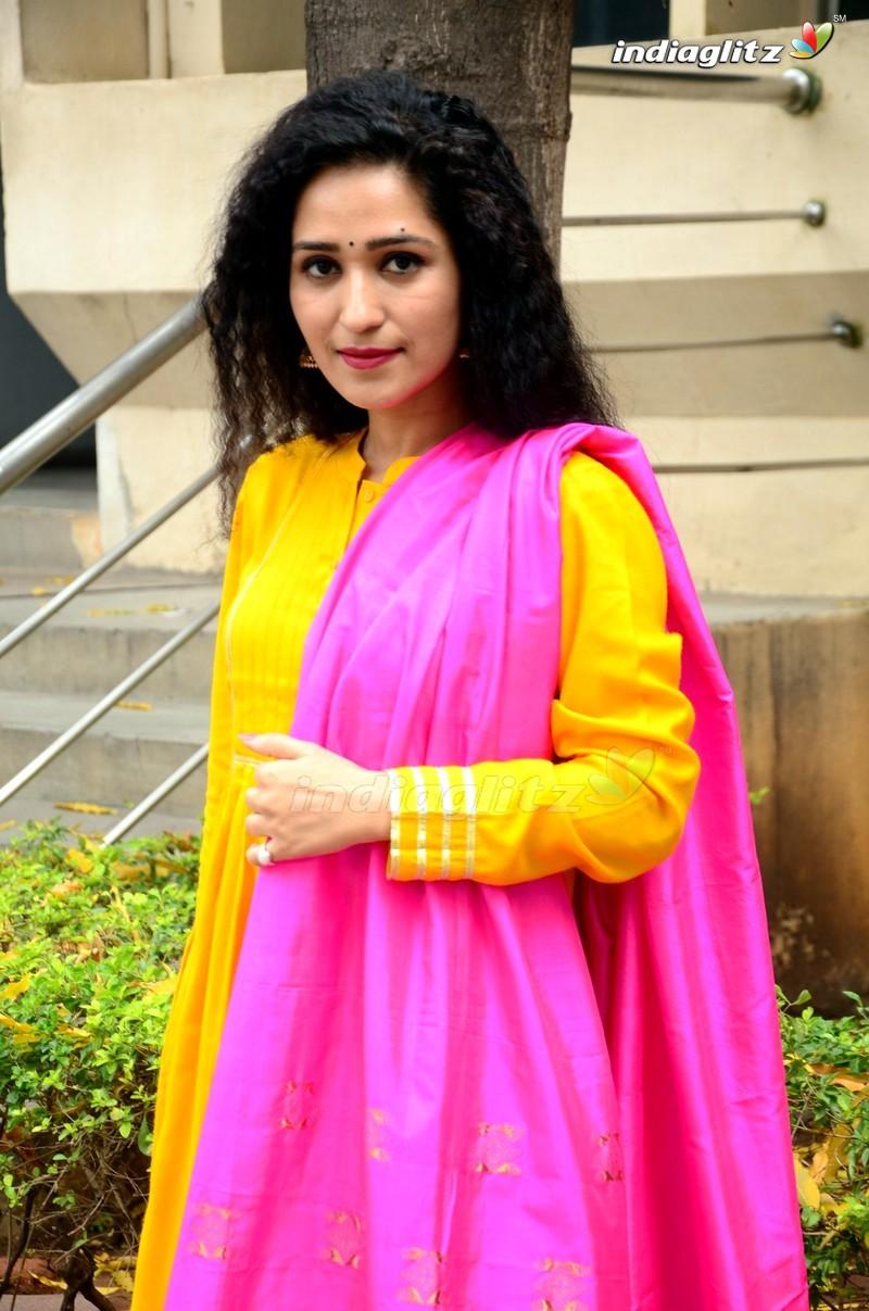 'Oka Chinna Viramam' Press Meet
